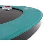 Berg Flatground Champion Trampoline Green 430 (14 Ft)