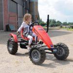 Berg Case Ih E-bfr Large Pedal Go Kart
