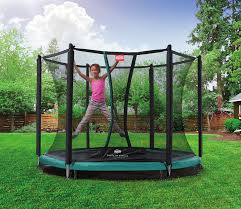 Berg Safety Net Comfort 270 9 Ft – Trampoline Accessory