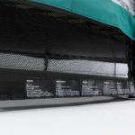 Berg Grand Favorit 520 Inground Trampoline -green
