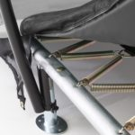 Berg Grand Elite 520 Inground Trampoline – Grey