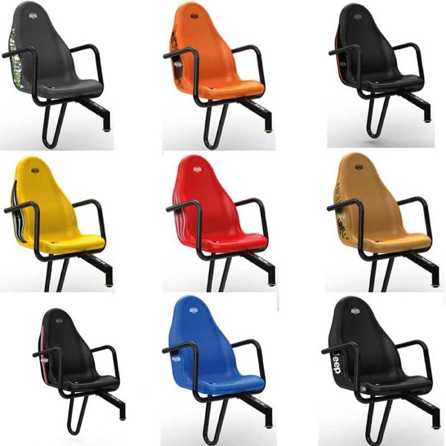 Berg Passenger Seat X-cross – Go Kart Seat Accessory