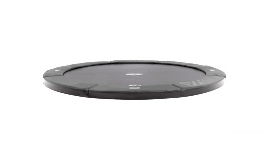 BERG FlatGround Champion Trampoline Grey 380 (12,5 ft)
