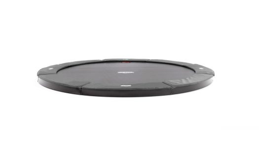 BERG FlatGround Elite Trampoline Grey 430 (14 ft)