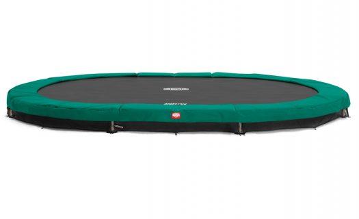BERG Grand Champion 520 InGround Trampoline – Green