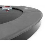Berg Flatground Champion Trampoline Grey 380 (12,5 Ft)