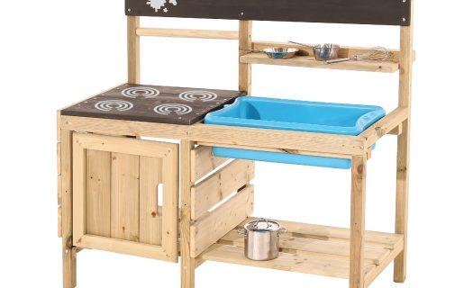 Muddy Maker Wooden Mud Kitchen