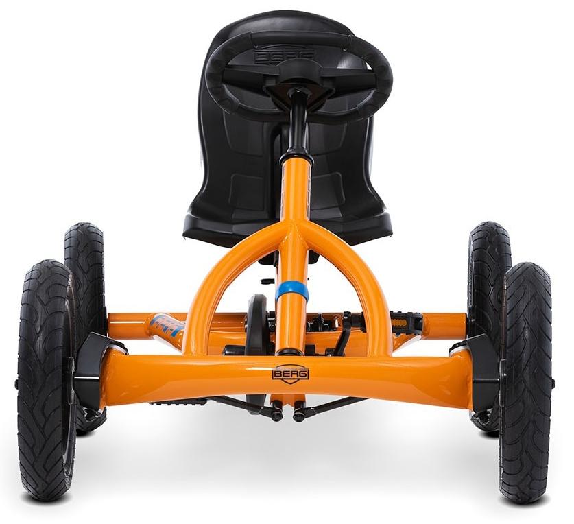 Berg Buddy B-orange Kids Go Kart