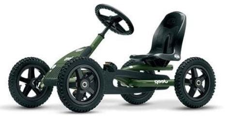 Berg Buddy Jeep Junior Pedal Go-Kart