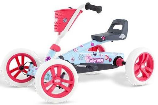 Berg Buzzy Bloom Kids Pedal Go Kart