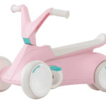 Berg Go2 2 In 1 Push And Pedal Toddlers Go Kart – Pink