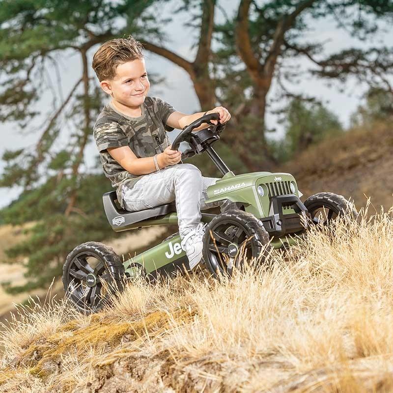Berg Buzzy Sahara Pedal Kids Pedal Go Kart