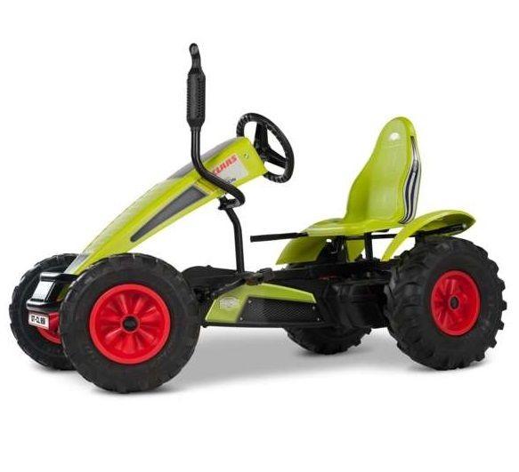 Berg XXL Claas E-Bfr Large Pedal Go Kart