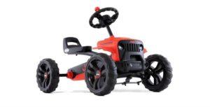 BERG Jeep Buzzy Rubicon Kids Pedal Go Kart