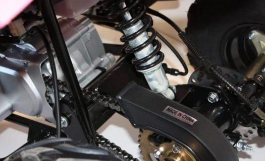 Kids Quad Bike Big Foot 110CC Quad – Black