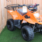 Big Foot 110cc Quad – Orange