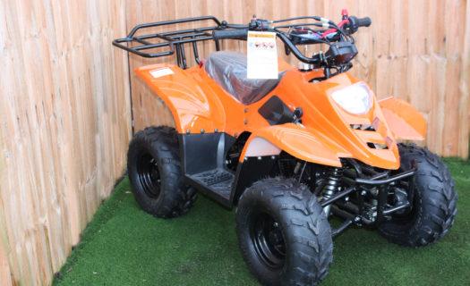 Big Foot 110CC Quad – Orange