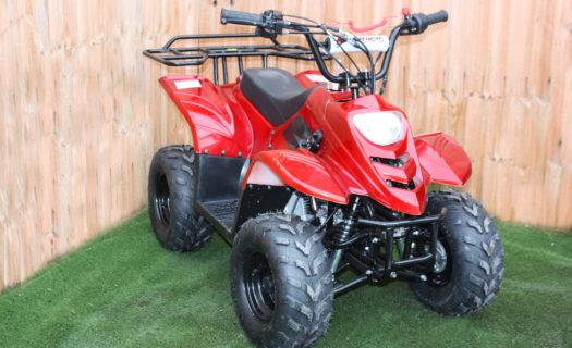 Big Foot 110CC Quad – Metallic Red