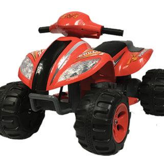 Kids Ride On Quad Bike 6V – Red