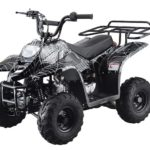 Big Foot 110cc Quad – Venom Black