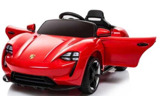 Ride On 12 Porsche Style Sports Car – Red