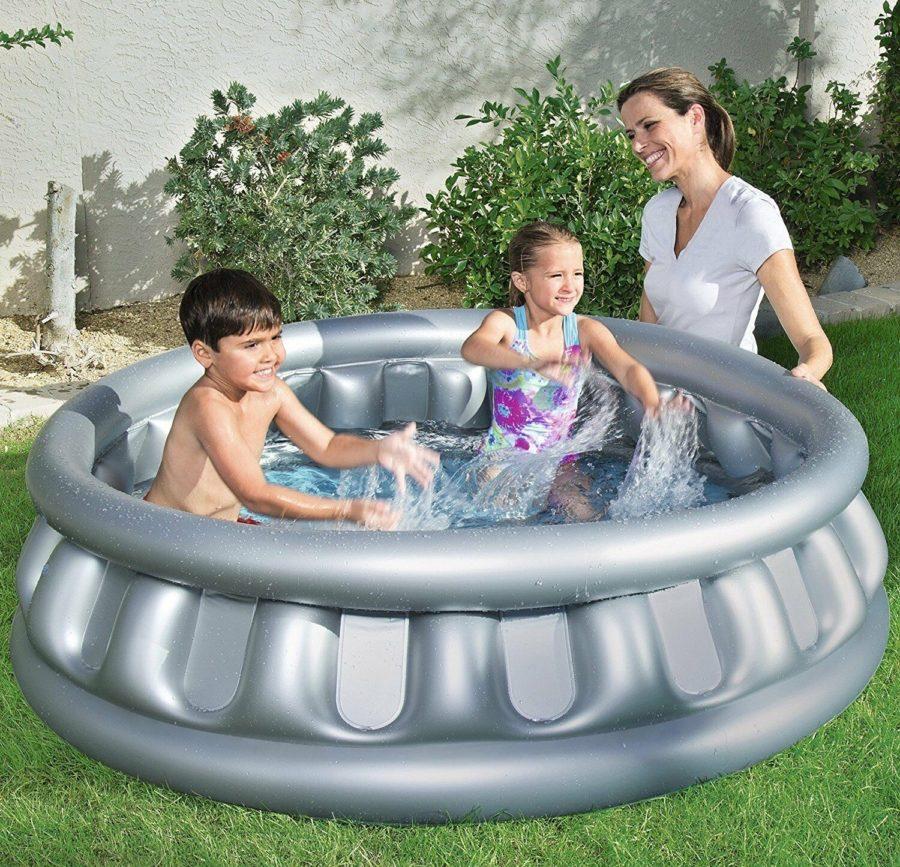 60″x17″ Spaceship Pool 51080
