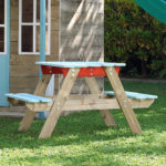 Painted Picnic Bench  Fsc