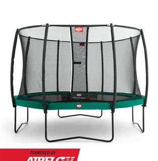 Berg Champion 380 12.5ft With Safety Net Deluxe – Green