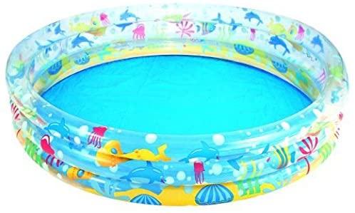 60″x12″ Deep Dive 3-ring Pool 51004