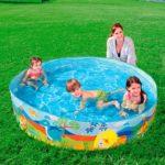72″x15″ Dinosaurs Fill 'n Fun Pool 55022