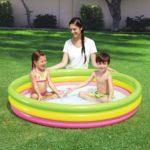60″x12″ Summer Set Pool