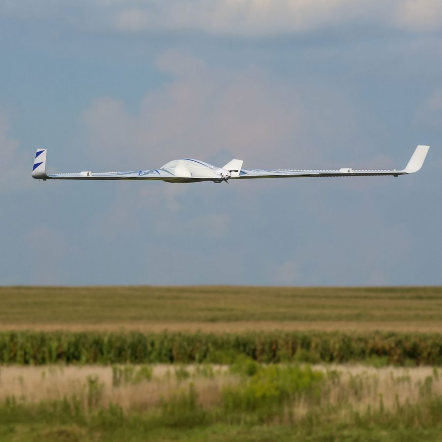 Opterra 2m Wing Bnf Basic