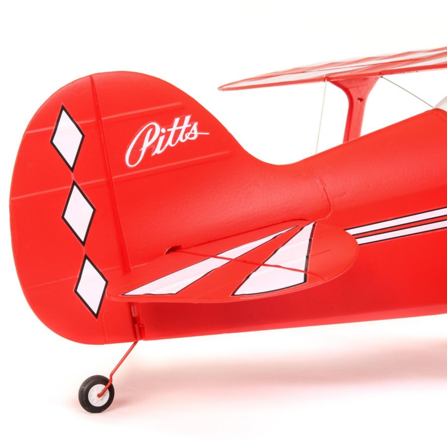 Pitts S-1s 850mm Bnf Basic W|asx|safe Select