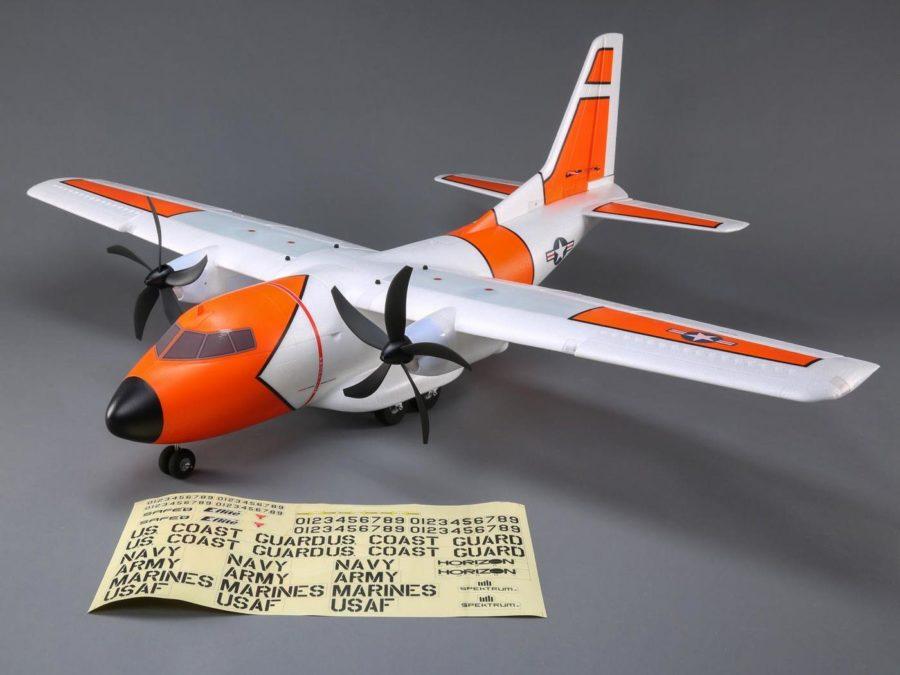 E-flite Cargo 1500 Ec-1500 Pnp