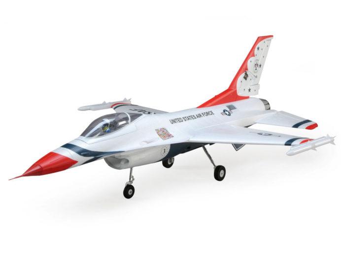 F-16 Thunderbirds 70mm EDF Jet PNP
