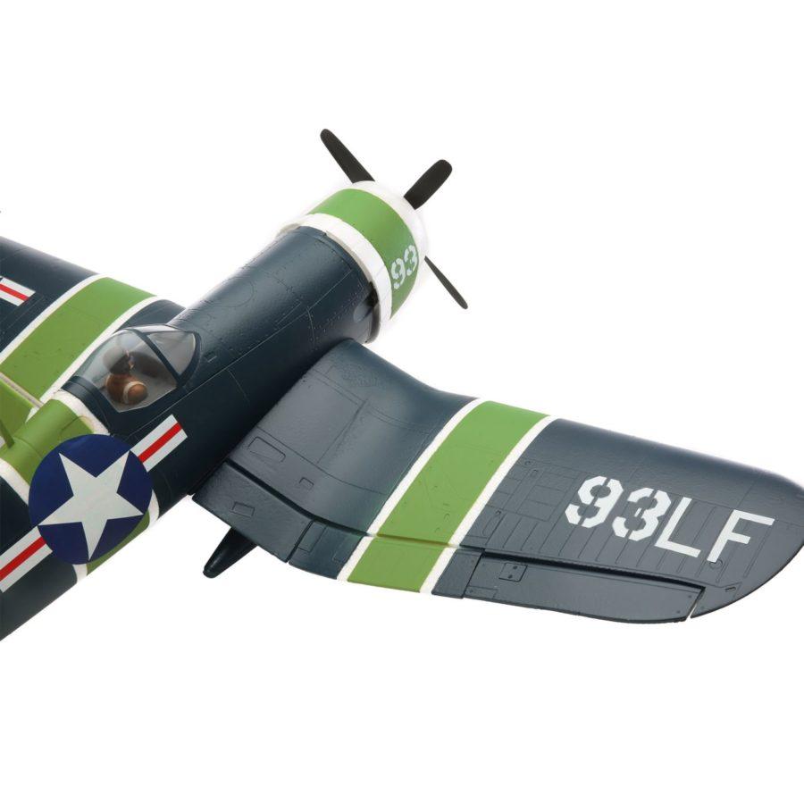 F4u-4 Corsair 1.2m Bnf Basic