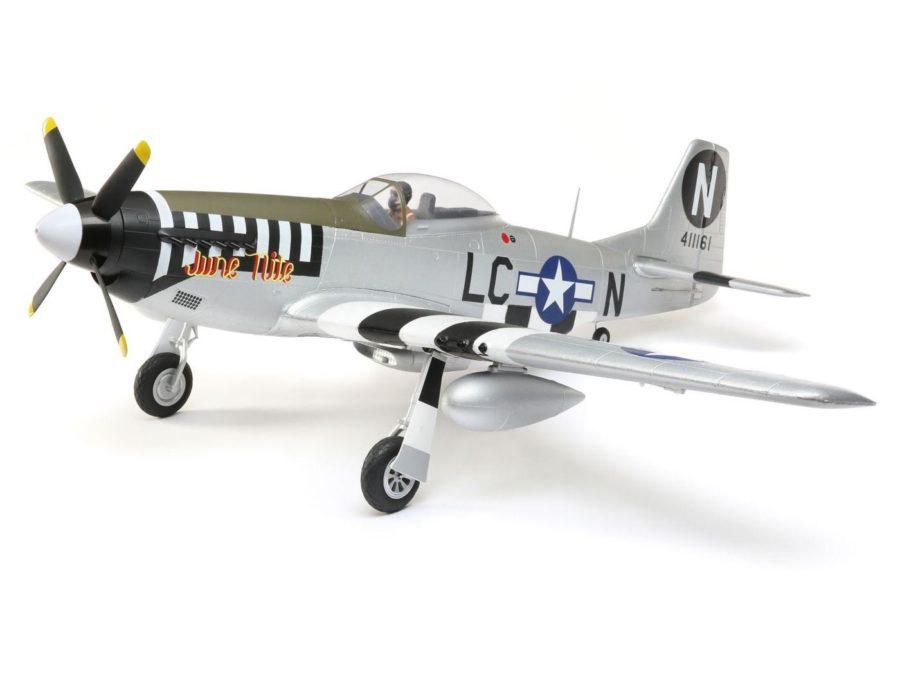 P-51d Mustang 1.2m Pnp