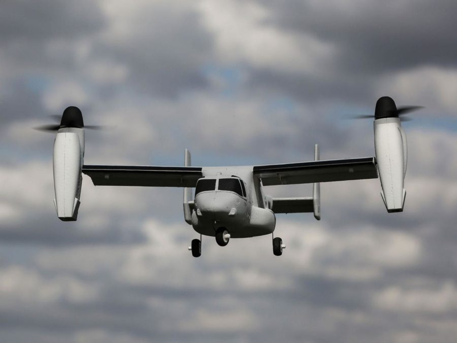 V-22 Osprey Vtol Pnp