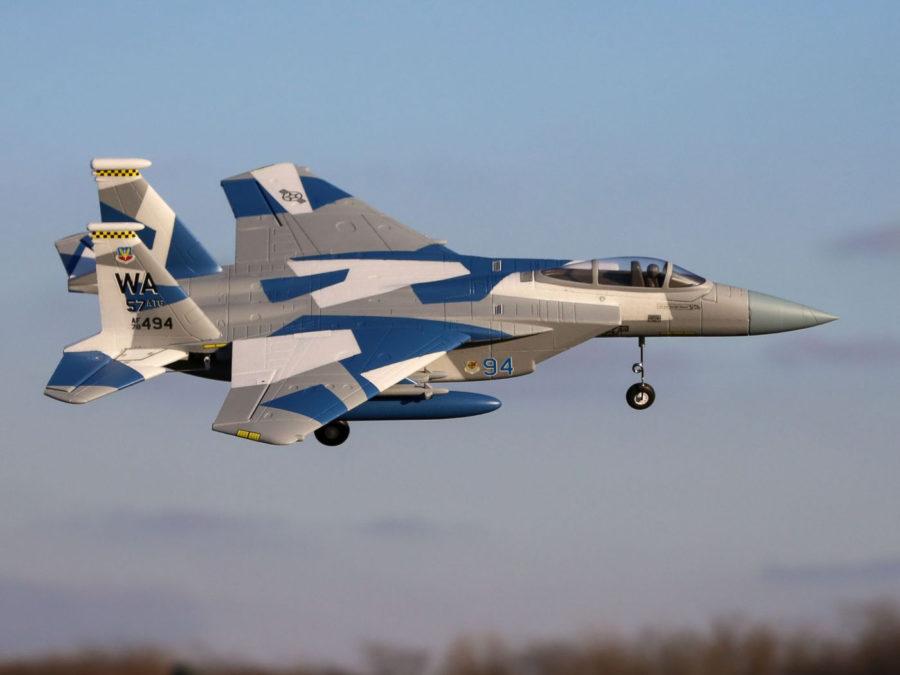 F-15 Eagle 64mm Edf Bnf Basic