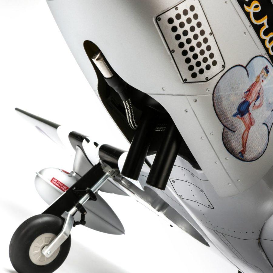 P-51d Mustang 20cc