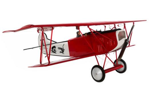 Fokker D VII 30-60cc