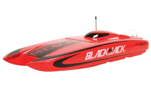 Blackjack 24-inch Catamaran BL: RTR