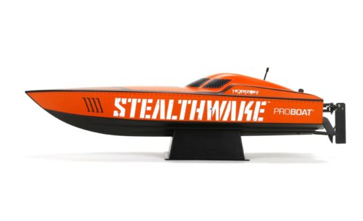Stealthwake 23-inch Deep-V Brushed: RTR INT