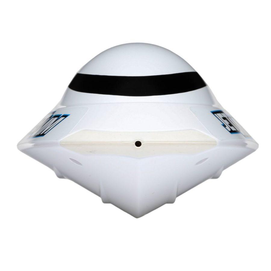 Jet Jam 12-inch Pool Racer, White: Rtr