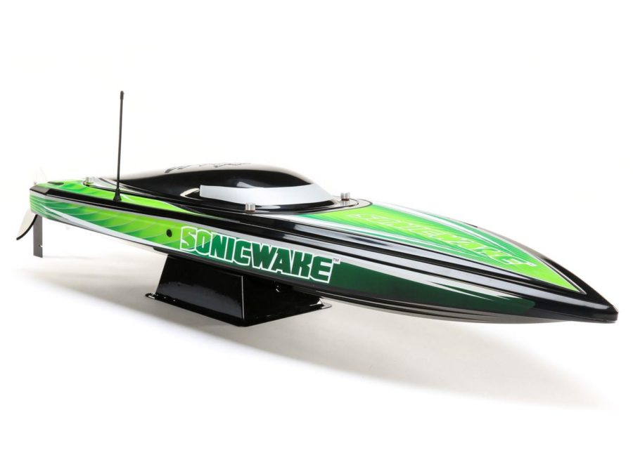 Sonicwake 36″ Self-righting Black green
