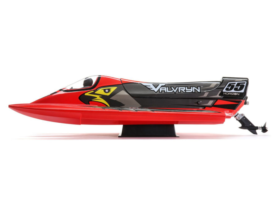 Valvryn F1 Tunnel Hull 25″ Rtr