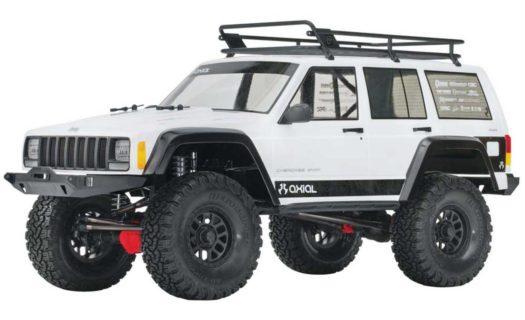 SCX10 II Jeep Cherokee 4WD 1:10 Kit