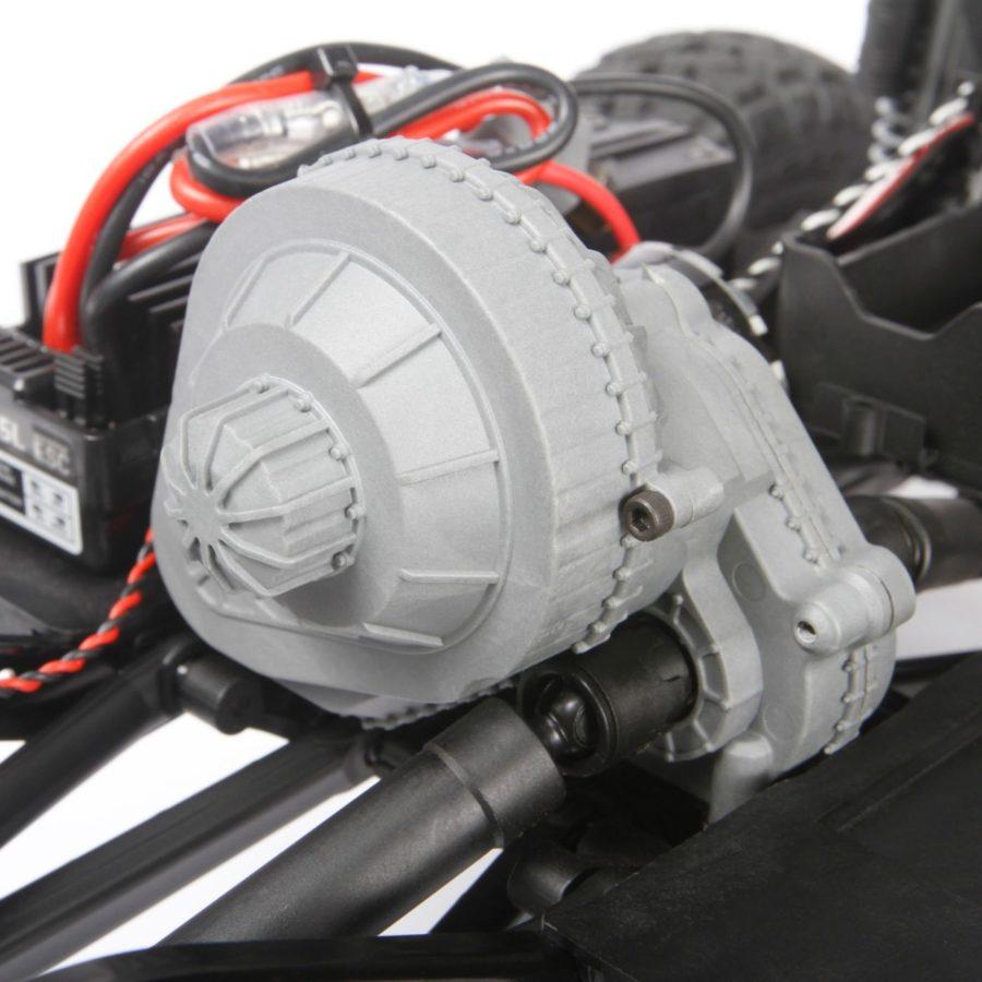 Axial Scx10 Ii Trail Honcho Electric 4wd 1:10 Rtr
