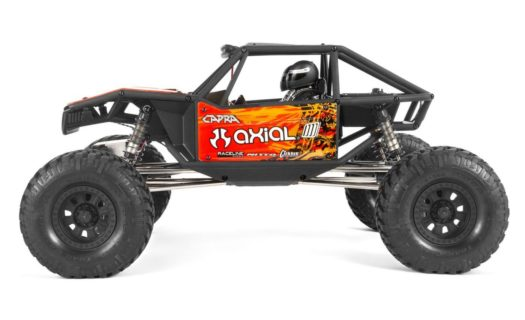 Capra 1.9 Unlimited Trail Buggy 1|10th 4wd RTR Red