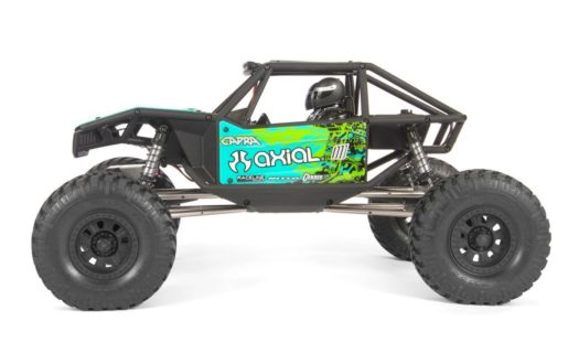Capra 1.9 Unlimited Trail Buggy 1|10th 4wd RTR Grn